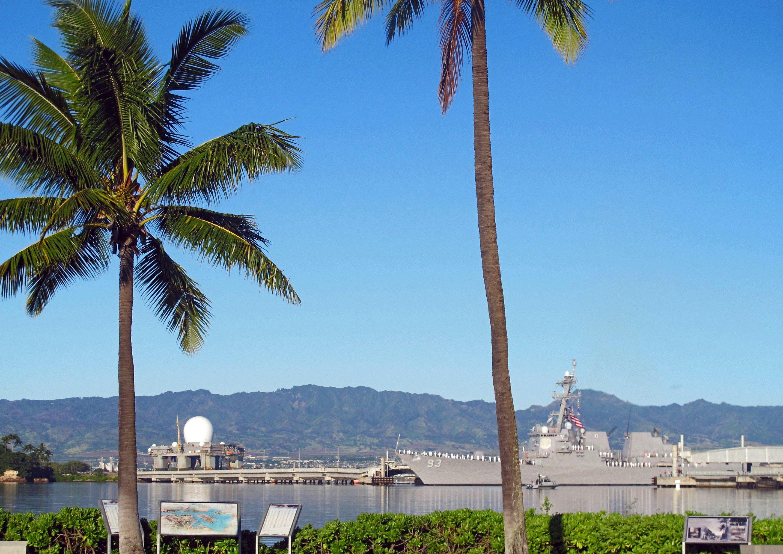 Hawaii missile alert false alarm