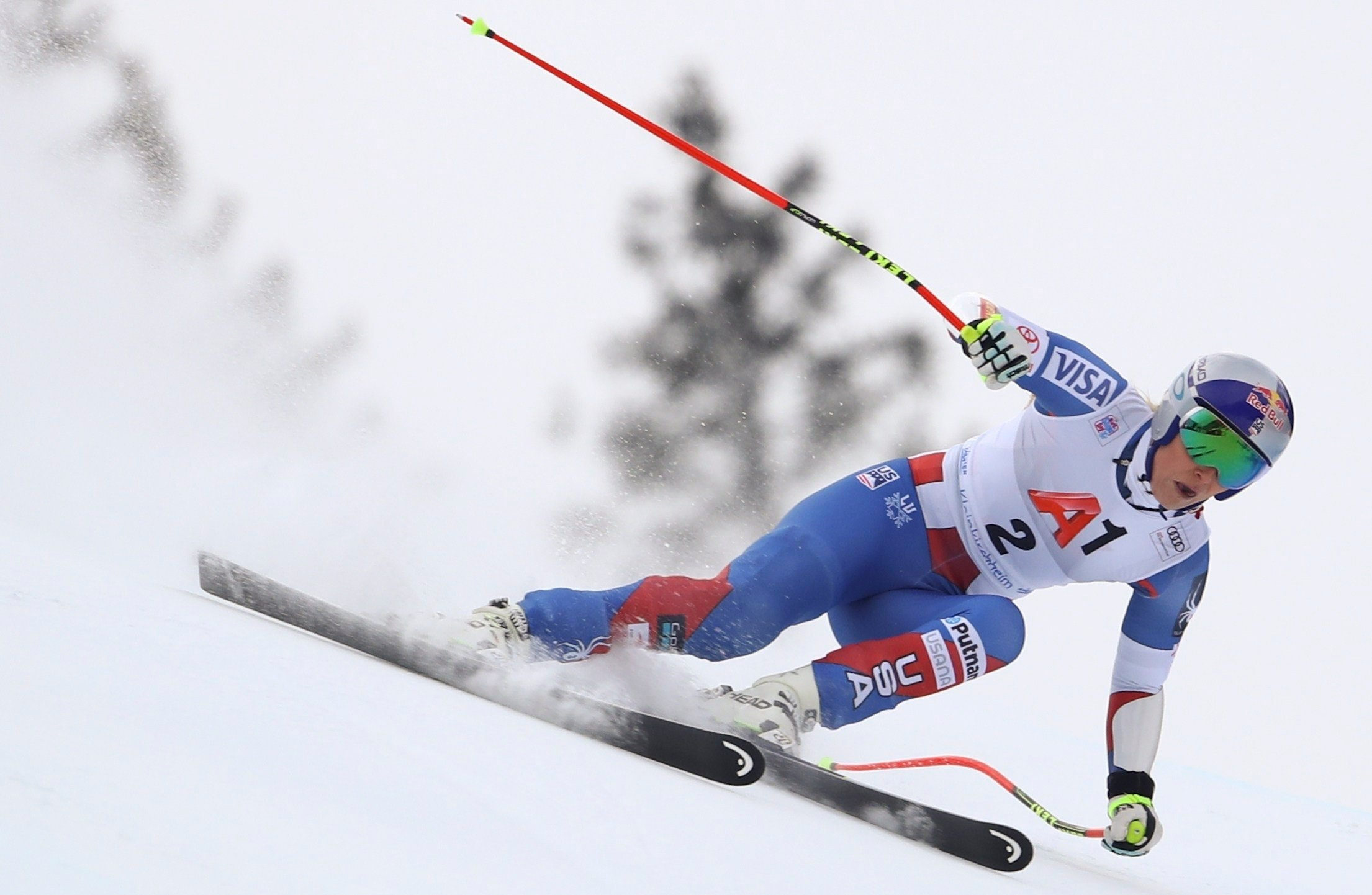 Lindsey Vonn qualifies for US Olympic team
