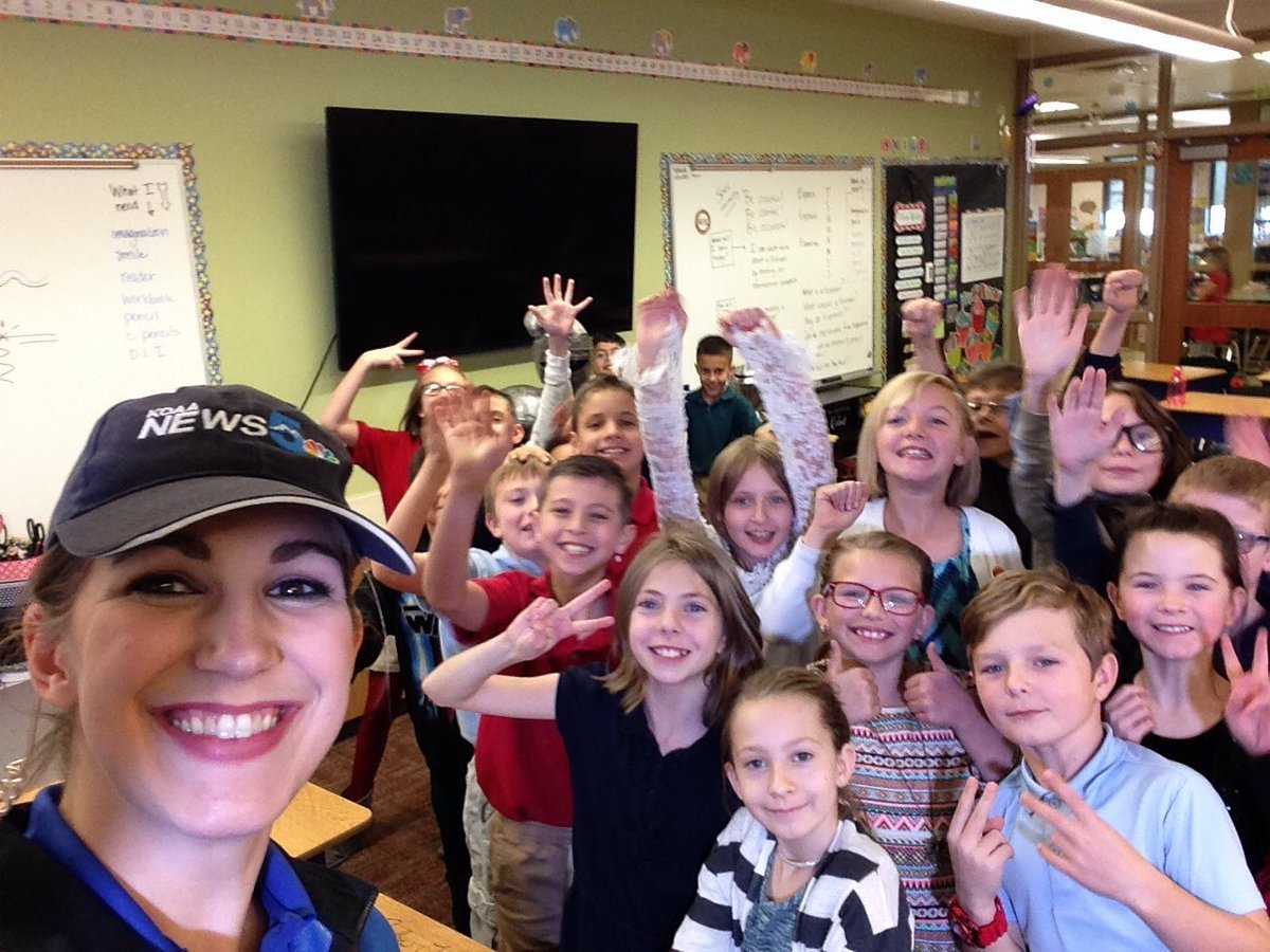 Storm Safe visits Rocky Mountain Classical Academy