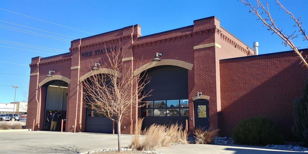 Colorado Springs Fire Station #8