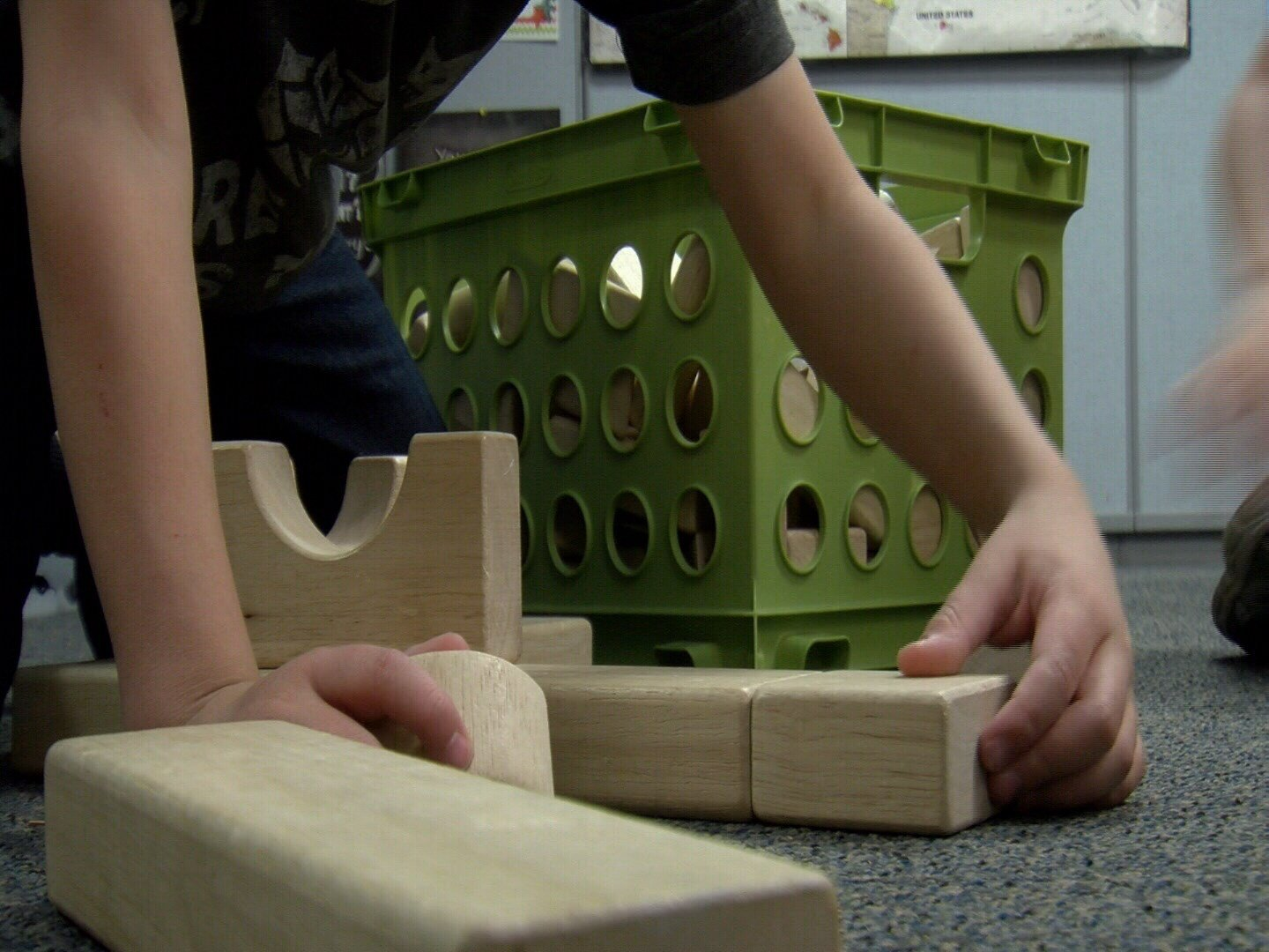 District 20's Home School Academy oversees home schooled students in special programs once a week. (KOAA)