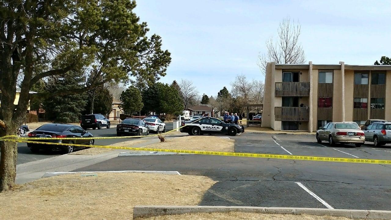 CSPD investigating shooting on Arlington Drive. (KOAA)