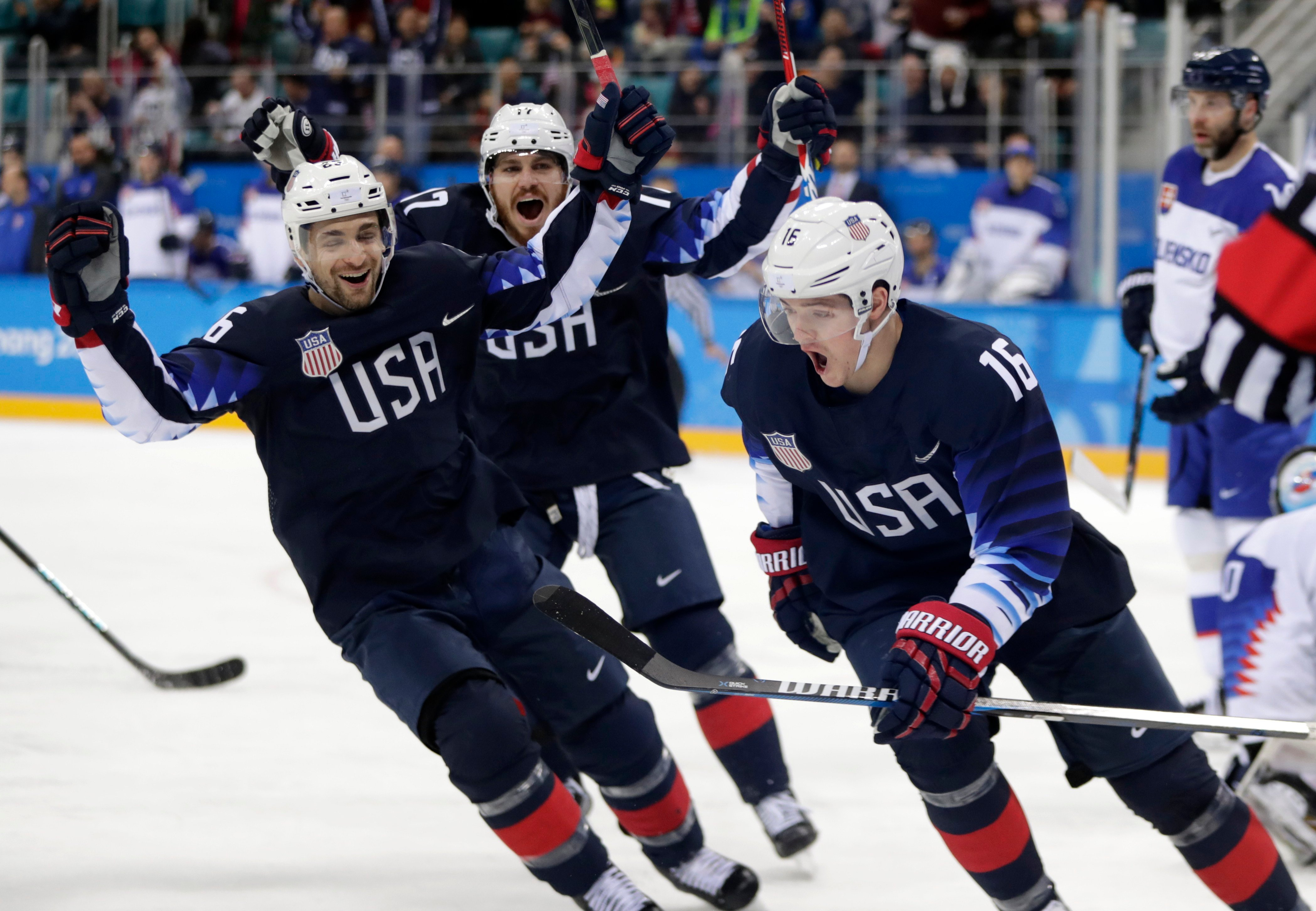 Here's what the USA men's hockey team is up against vs. Russian Federation