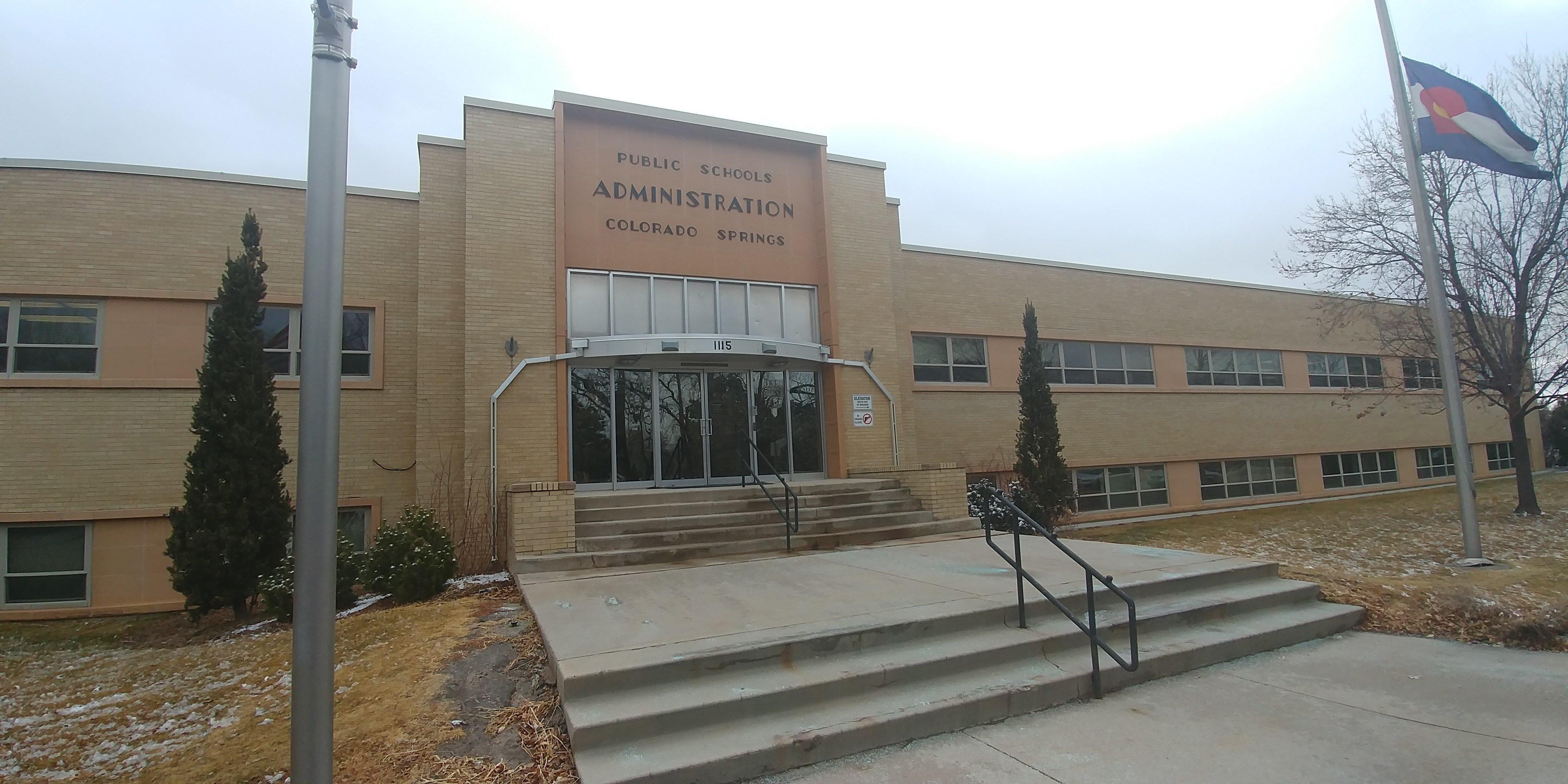 Colorado Springs schools D-11