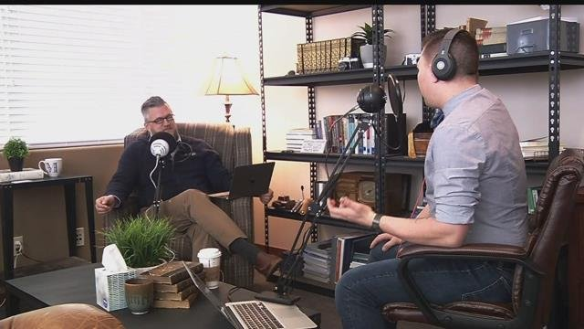Dr. Mark Mayfield and his assistant Trever Shirin host a new podcast called Candid Conversations with Dr. Mark Mayfield