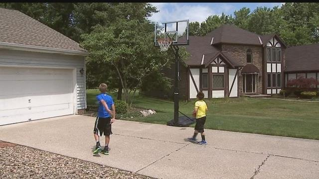 Getting your kids outside and active is important as seasons change