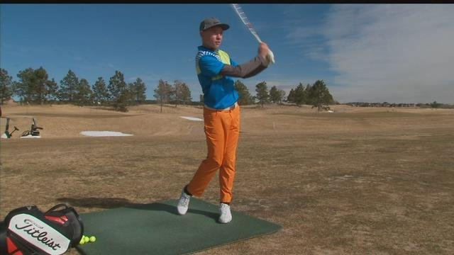 Local teen golf stand out brings national attention to common medical condition many struggle with