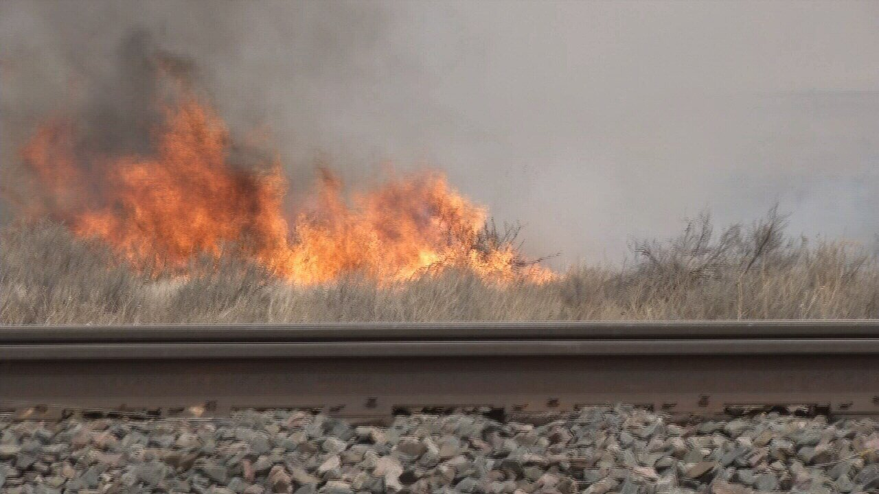 An estimated 60,000 acres have burned from the 117 Fire in El Paso County. (KOAA)