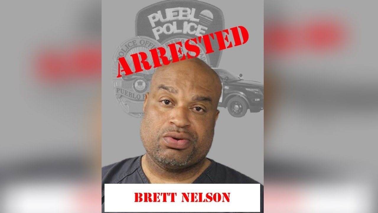 Brett Nelson is charged with attempted first degree murder in Pueblo.