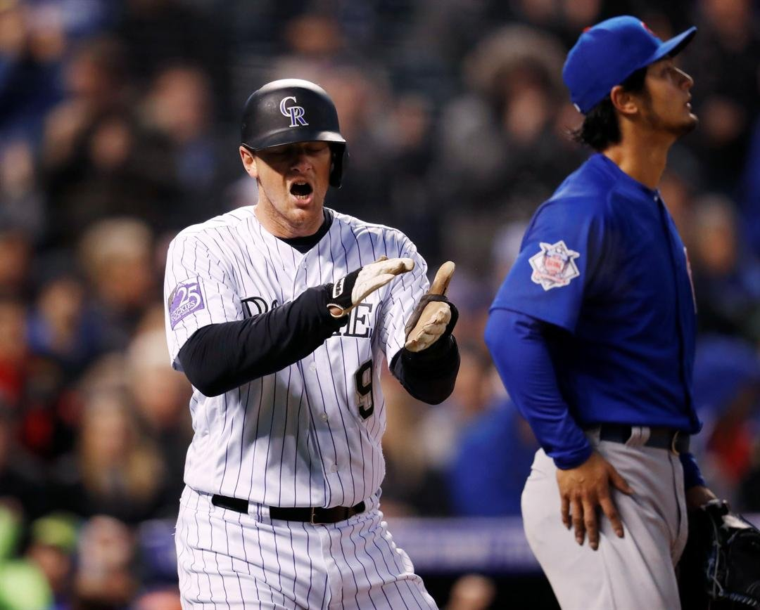 Highs and Lows - Rockies 5, Cubs 2