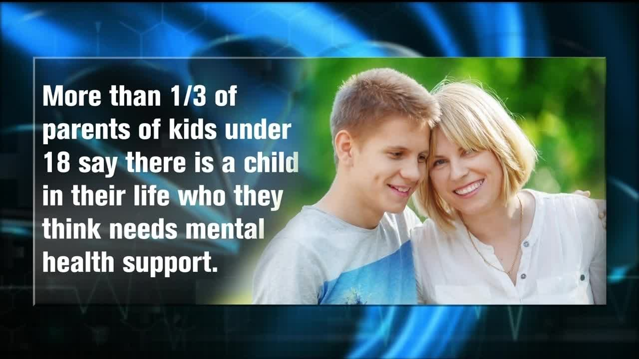 The key to helping teens and adolescents with mental health problems is to reach out to them where they are, in schools and communities