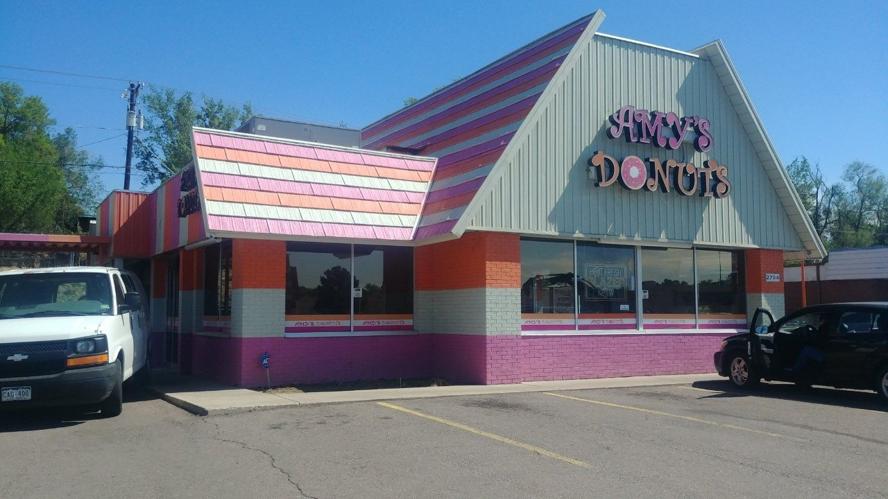 Amy's Donuts will remain closed until Sunday following a violent armed robbery. (KOAA)
