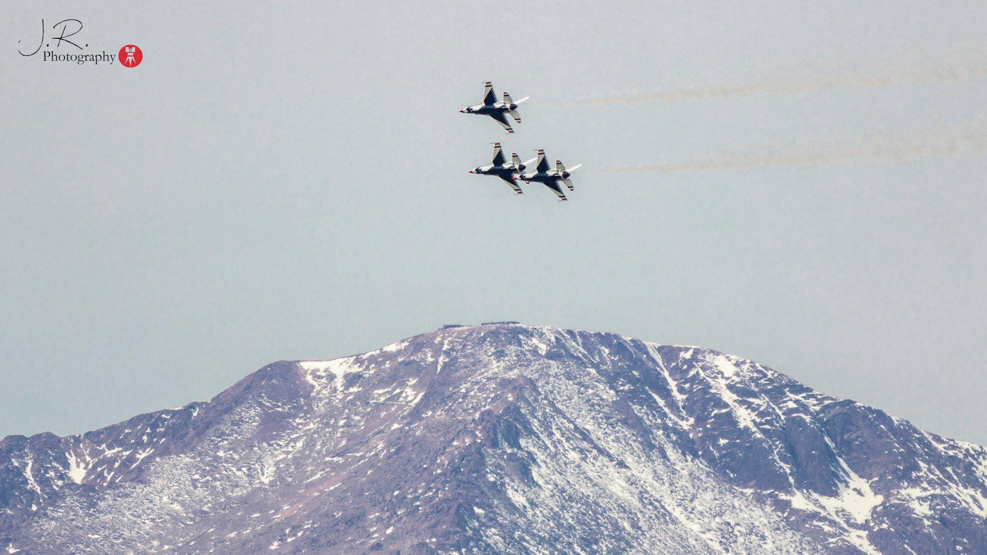 Thunderbirds by J.R. Photography Services