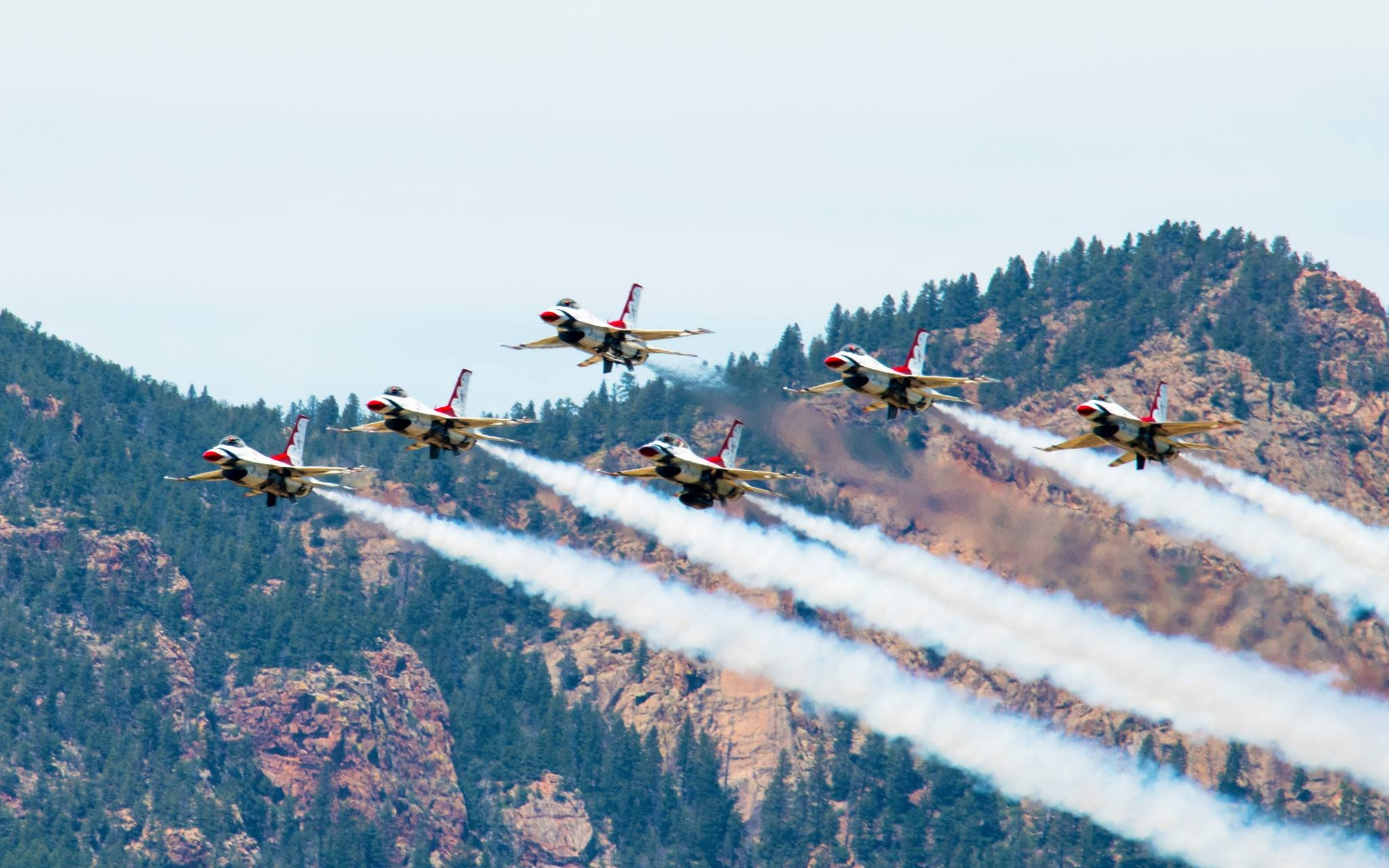 Thunderbirds by Frank Manno