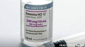 Ketamine isn't a miracle cure all for all depression or mental illness but in some cases where other treatments have failed Ketamine may an option.