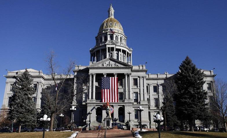 State Capitol building, Denver, Colorado