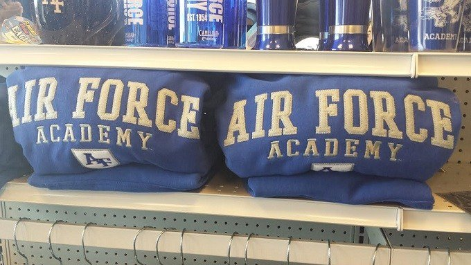 Air Force fan gear