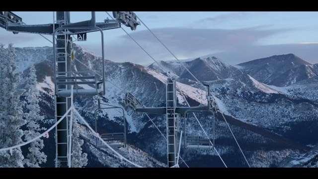 Ski lifts at Monarch Mountain (photo courtesy Monarch Mountain)