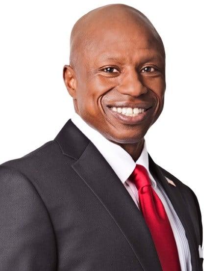 El Paso County Commissioner Darryl Glenn