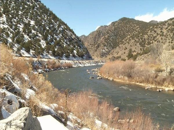 Fremont County stretch of Arkansas River under consideration for Christo art project
