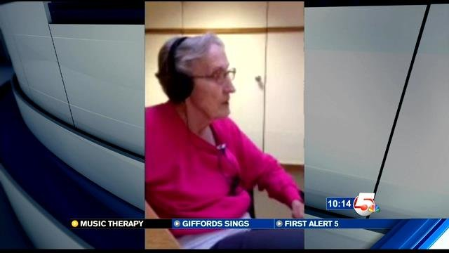Music therapy program helping people with Alzheimer's disease in Southern Colorado