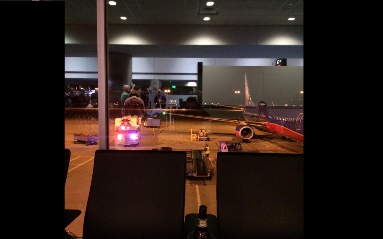 Southwest Airlines jet diverted to Denver International Airport after pressurization problem.