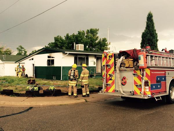Photo: Pueblo Fire Department