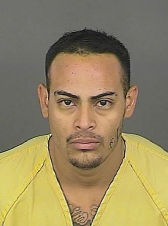 Edgar Barroso - one of four men accused of holding four women hostage in a Denver garage