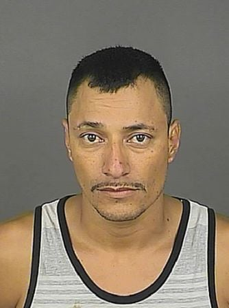 Juvenal Tamayo - one of four men accused of hold four women hostage in a Denver garage