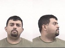 Local contractor arrested