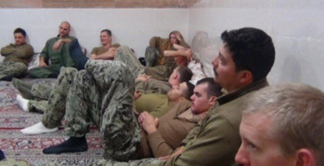 US military says 10 sailors held by Iran freed