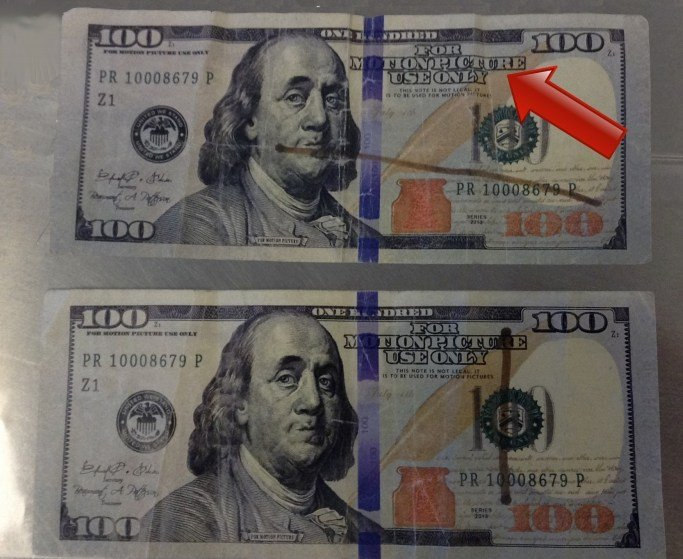 These fake $100 bills are circulating in Pueblo.
