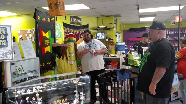 Mary Jane's Glass Haberdasher hosts a 4/20 party in Pueblo