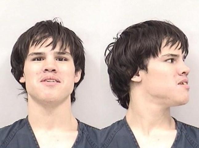 24-year-old Charles Flynn