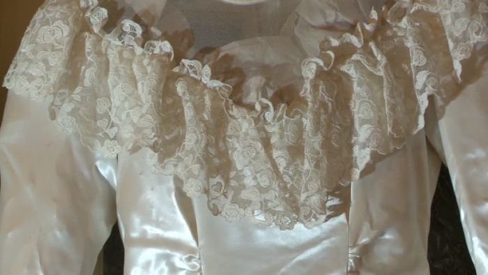 long lost wedding dress found in grand junction antique shop koaa