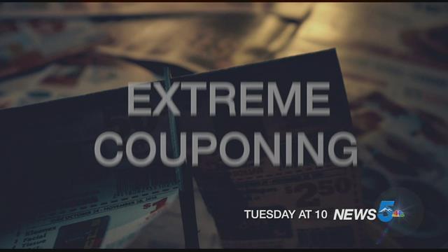 Extreme couponing spring tx