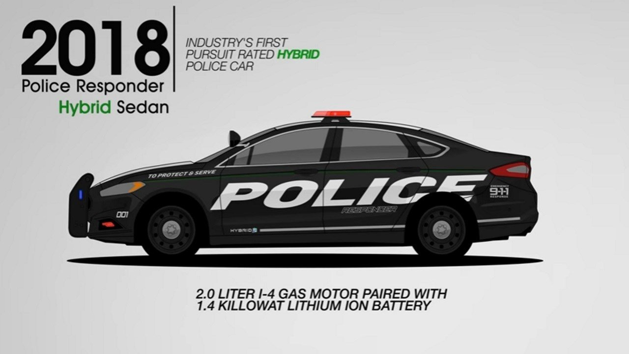 ford reveals hybrid police car continuous news colorado springs and pueblo. Black Bedroom Furniture Sets. Home Design Ideas