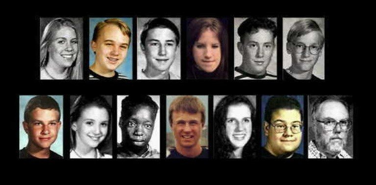 an introduction to the history of the massacre at columbine high school in littleton colorado eric h