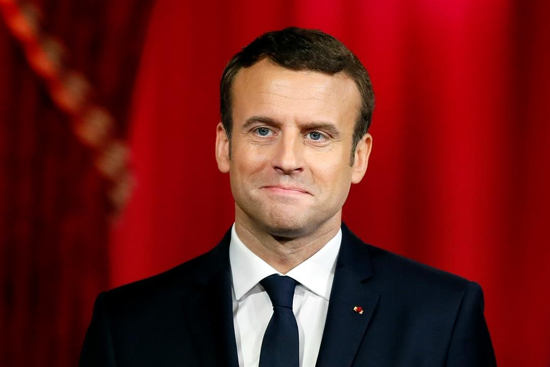 Com Continuous News Colorado >> Macron sworn in as new president of France - KOAA.com ...