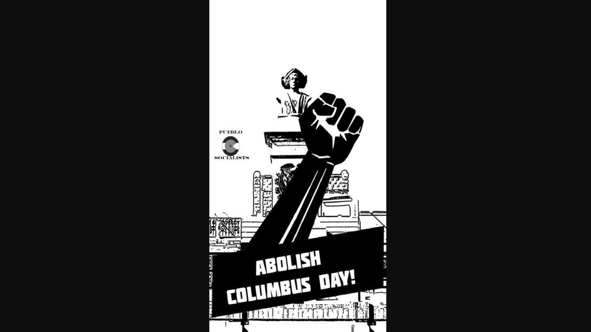 why abolish columbus day