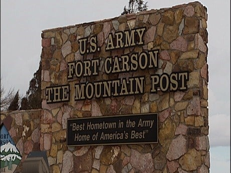 boom, rumbling, fort carson, training, army, colorado