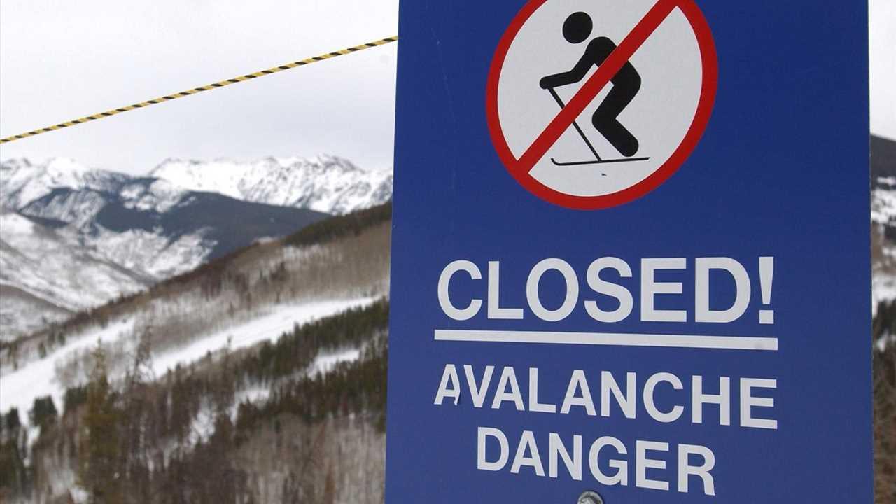Com Continuous News Colorado >> Avalanche Danger In Colorado Mountains Koaa Com Continuous