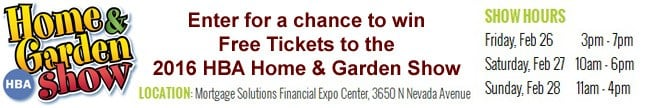 Home And Garden Show Contest Continuous News
